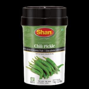 SHAN CHILLI PICKLE (1KG)