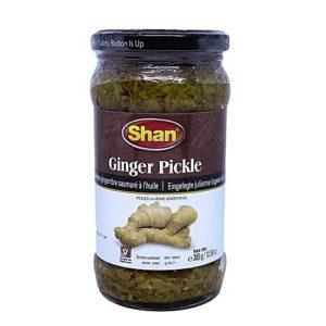 SHAN GINGER PICKLE (300GR)