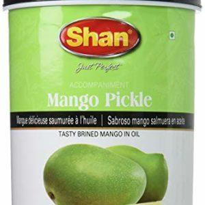 SHAN MANGO PICKLE (1KG)