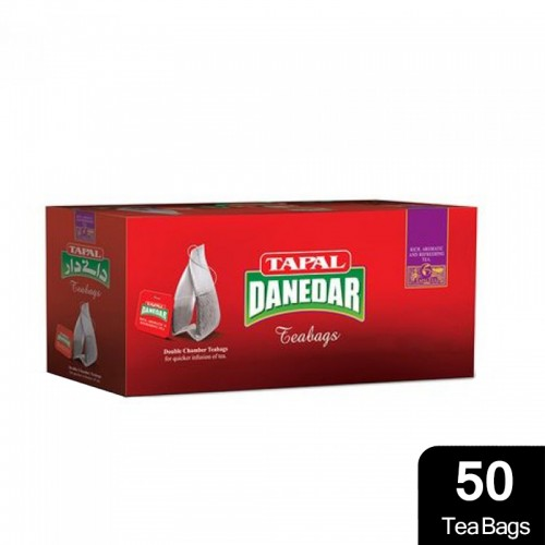 TAPAL DANEDAR TEABAGS (200GR)